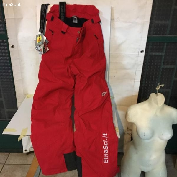 Pantaloni da sci marchiati EtnaSci mis. 50 (nuovo)