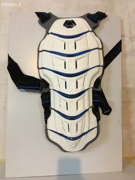 Protezione schiena Tryone (nuovo test) Mis L-XL